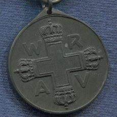 Militaria: PRUSSIA. MEDALLA DE LA CRUZ ROJA. INSTITUIDA EN 1898. 3ª CLASE.. Lote 109529279