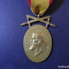 Militaria: MEDALLA BARBATIA SI CREDENTIA,I CLASE ORO.RUMANIA. AÑOS 1939-45. Lote 110115435