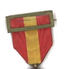 Militaria: MEDALLA ALFONSO XIII. PATRONAZGO DE MONTSERRAT. SOMATENES DE CATALUÑA. 1904. Lote 110115979