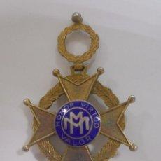Militaria: CUBA. MEDALLA AL MERITO MILITAR. AÑOS 40. VER. Lote 110190851