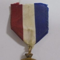 Militaria: CUBA. PEQUEÑA MEDALLA. 4 SEPTIEMBRE 1933. EPOCA BATISTA. VER. Lote 110197127