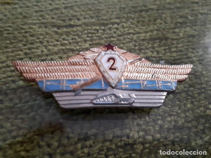 ANTIGUA MEDALLA EJERCITO RUSO TANQUE. (Militar - Medallas Extranjeras Originales)