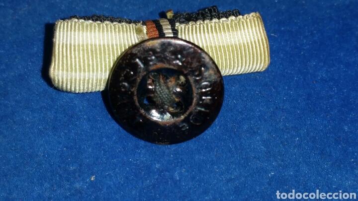 Militaria: Insignia de solapa de la Cruz de guerra alemana Segunda Guerra Mundial - Foto 2 - 110740678