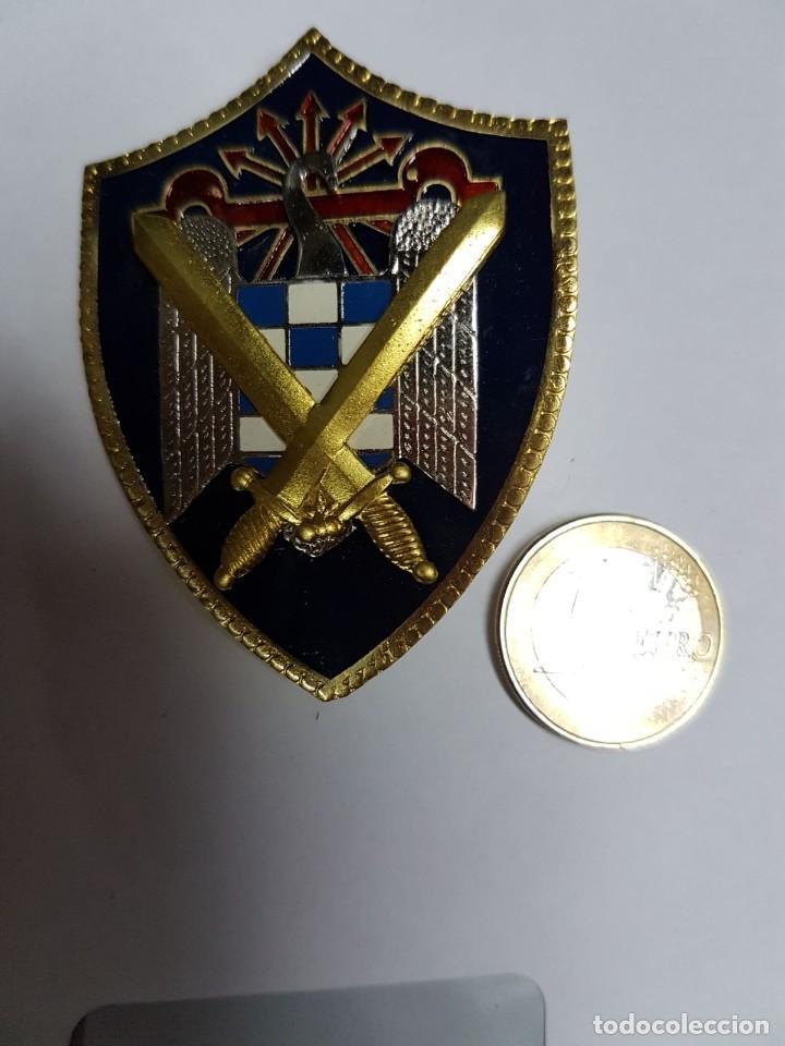 PLACA DE LA MILICIA UNIVERSITARIA (Militar - Medallas Españolas Originales )