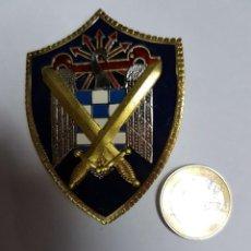 Militaria: PLACA DE LA MILICIA UNIVERSITARIA. Lote 111200751