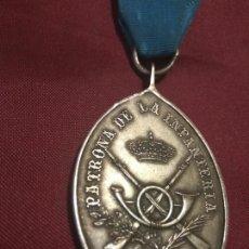 Militaria: MEDALLA INMACULADA ALFONSO XIII. Lote 111443863