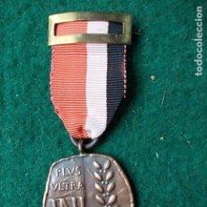 Militaria: MEDALLA PLUS ULTRA DEL INI . Lote 111571619