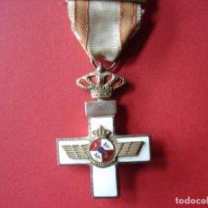 Militaria: MERITO MILITAR AEREO PRIMERA EPOCA JUAN CARLOS I. Lote 111872199