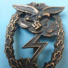 Militaria: MEDALLA CONDECORACION NAZI , ALEMANIA , METAL , REVERDSO GB , TERCER REICH , POSIBLE REPLICA , C4. Lote 112251251