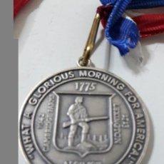 Militaria: MEDALLA CONMEMORATIVA DE LA BATALLA DEL LEXINGTON. Lote 112331983