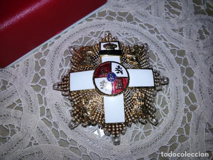 Militaria: PLACA DE LA GRAN CRUZ-ORDEN DEL MÉRITO MILITAR - Foto 4 - 113125231