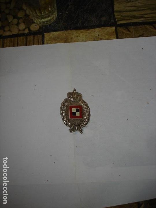 BONITA Y RARA MEDALLA ALEMANA DE OBSERVADOR BAVARO MARCAJES EN EL DORSO 1 GUERRA MUNDIAL (Militar - Medallas Internacionales Originales)