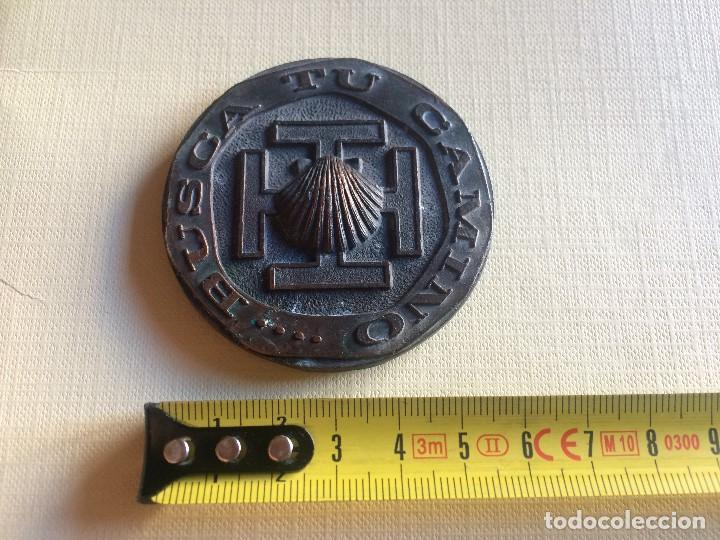 OJE , MEDALLA AÑO SANTO 1976 (Militar - Medallas Españolas Originales )