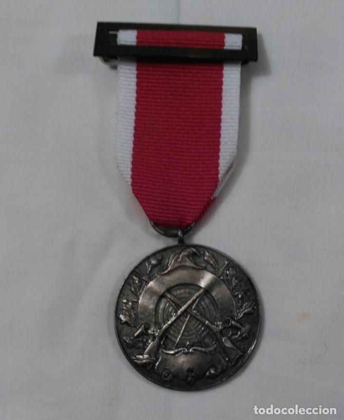 MEDALLA 25 AÑOS ORGANIZACIÓN DE TIRO. ALEMANIA. (Militar - Medallas Extranjeras Originales)