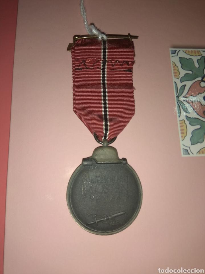 Militaria: Medalla de Invierno Imosten 1941/42 - Foto 2 - 114364608