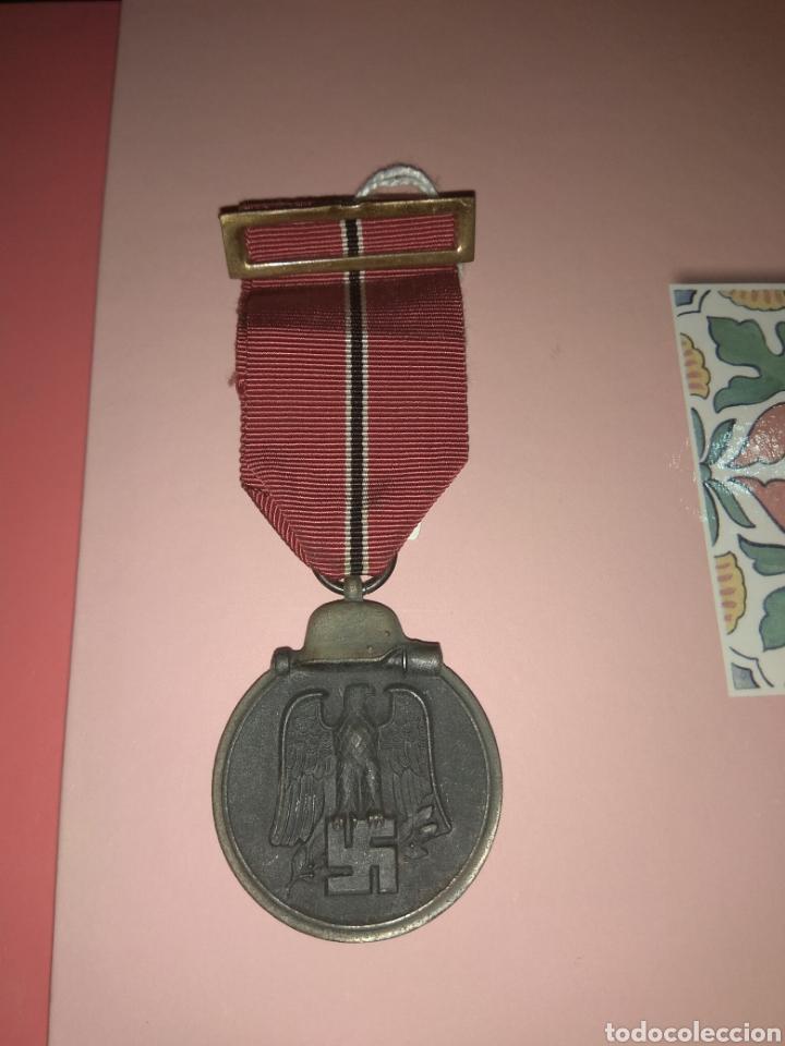 Militaria: Medalla de Invierno Imosten 1941/42 - Foto 3 - 114364608