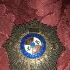 Militaria: CONDECORACIÓN MEDALLA AL MERITO EN CAMPAÑA. Lote 46527762