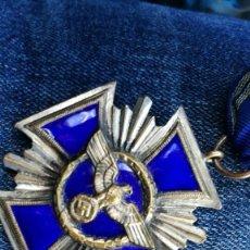 Militaria: CRUZ AZUL DE SERVICIOS DEL NSDAP. Lote 114723695