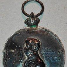 Militaria - Medalla de Puente Sampayo. Plata. - 114725923