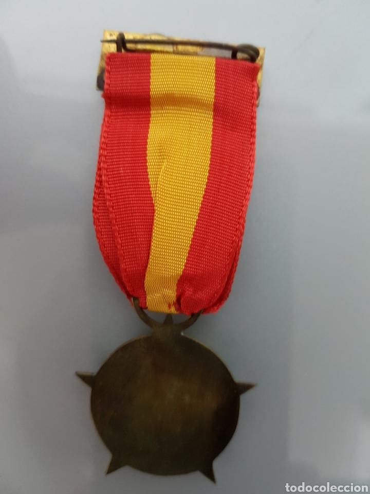 Militaria: ANTIGUA MEDALLA XXIV KONGRESO ESPERANTO 1963 HEF - Foto 2 - 114745535