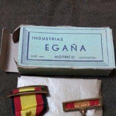Militaria: MEDALLA CAMPAÑA GCE Y ALZAMIENTO.. Lote 114959891