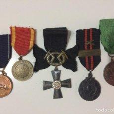 Militaria: CONDECORACIONES, MEDALLAS FINLANDESAS SEGUNDA GUERRA MUNDIAL. CONDECORACIÓN - MEDALLA - FINLANDIA. Lote 115160383