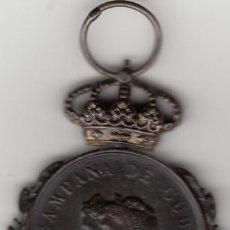 Militaria: MEDALLA: DE DISTINCION AL EJERCITO POR LA CAMPAÑA DE CUBA 1895-1898. Lote 115295183