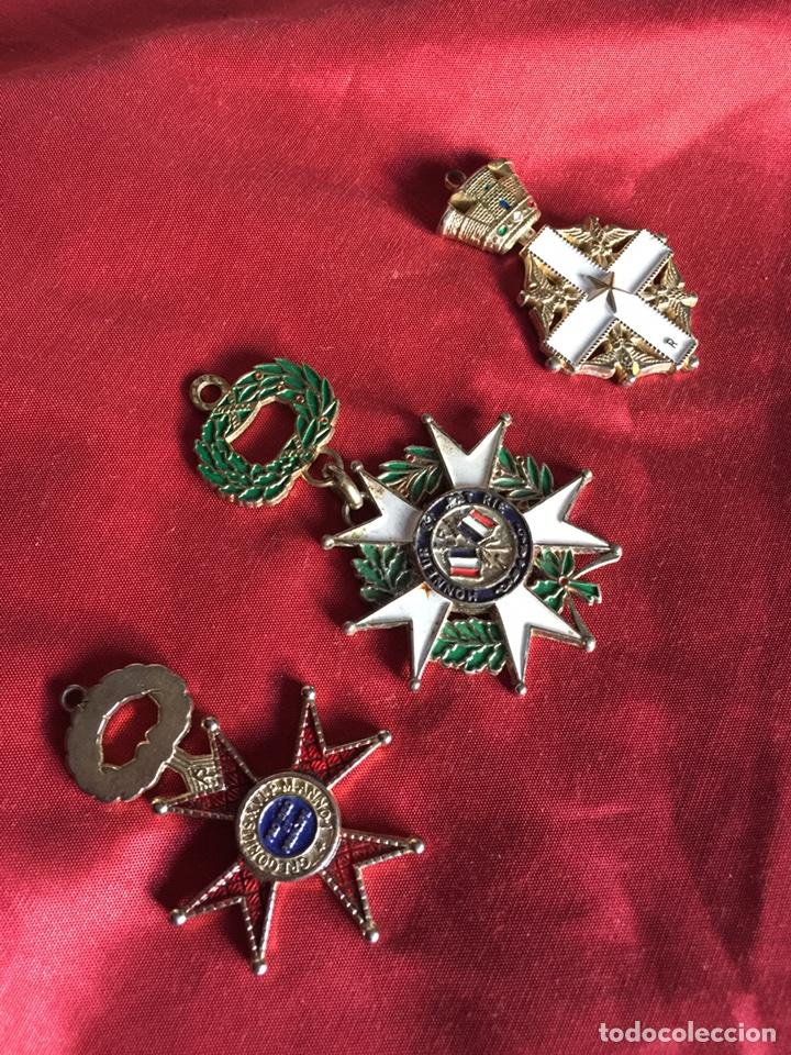 Militaria: Lote medallas colección - Foto 2 - 115402911