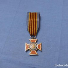 Militaria: * MEDALLA ORIGINAL AL MERITO DE PROTECCION CIVIL DE VALENCIA. ZX. Lote 115450195