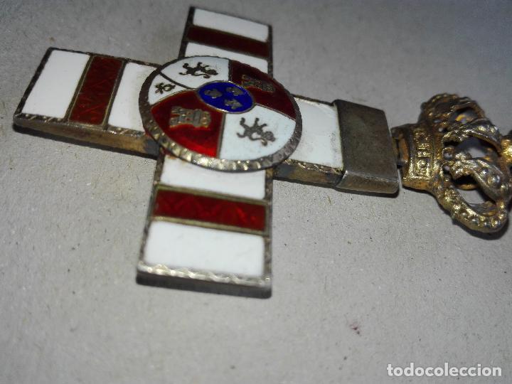 Militaria: Medalla Mérito Militar Pensionada. Isabel II - Foto 4 - 115487083