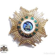 Militaria: PLACA DE LA REAL Y MILITAR ORDEN DE SAN HERMENEGILDO. Lote 115915427