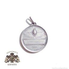 Militaria: MEDALLA DE PLATA - FRAGATA ESCUELA PRESIDENTE SARMIENTO 1936 - ARMADA ARGENTINA. Lote 115920947