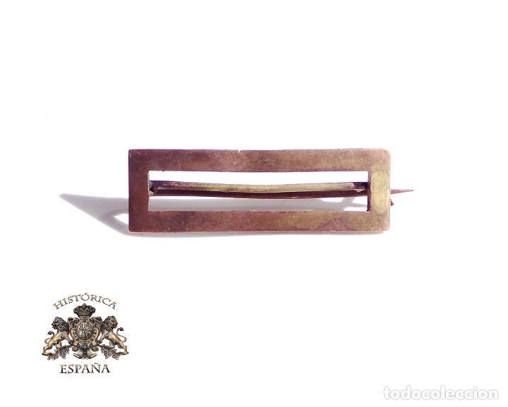 PASADOR DE MEDALLAS PARA CINTA DE 3 CM DE ANCHO (Militar - Cintas de Medallas y Pasadores)