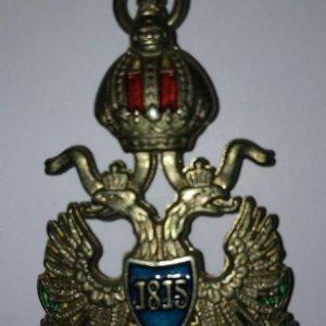 Medalla militar - AUSTRIA. ORDEN DE LA CORONA DE HIERRO. 1815 Replica