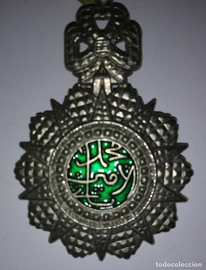 MEDALLA MILITAR ÁRABE REPLICA (Militar - Reproducciones y Réplicas de Medallas )