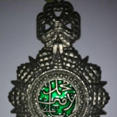 Militaria: MEDALLA MILITAR ÁRABE REPLICA. Lote 149920577