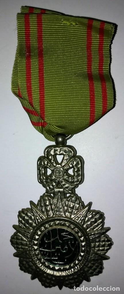 Militaria: MEDALLA MILITAR ÁRABE REPLICA - Foto 2 - 149920577
