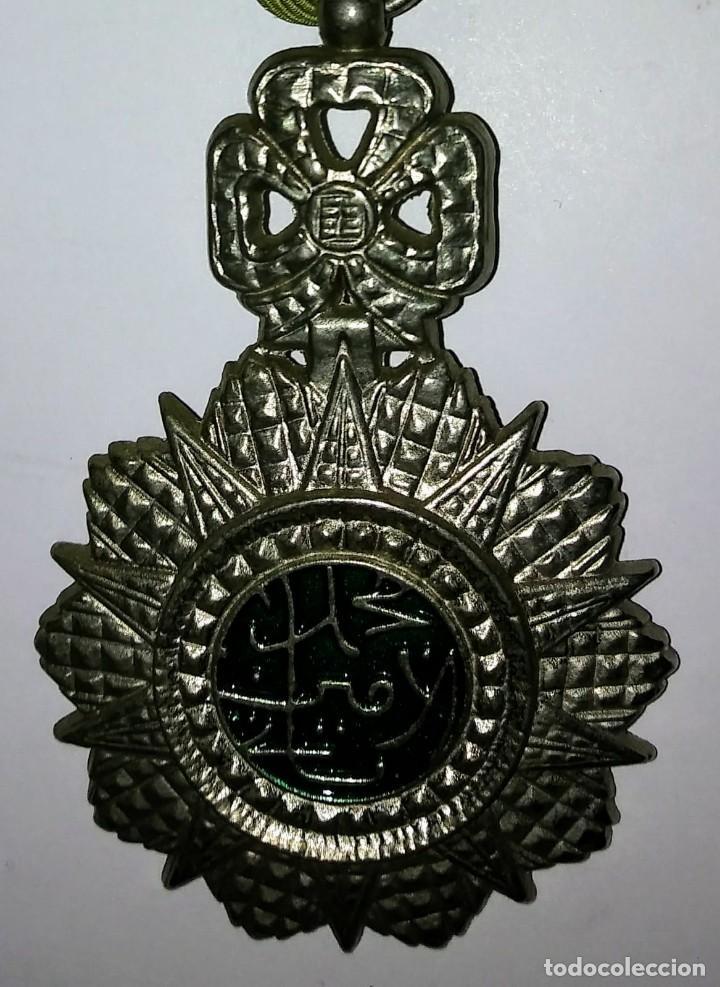 Militaria: MEDALLA MILITAR ÁRABE REPLICA - Foto 3 - 149920577