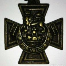 Militaria: MEDALLA CRUZ DE JORGE V. INGLATERRA. 1914-1918 - REPLICA MEDALLA MILITAR. Lote 125139308