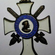 Militaria: MEDALLA ORDEN DE ALBERTO EL BRAVO REINO DE SAJONIA 1850 - MEDALLA MILITAR. Lote 116105063