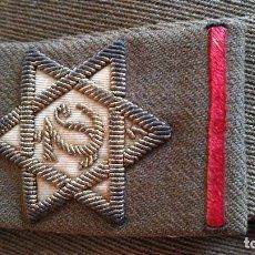 Militaria: DISTINTIVO DE PERMANENCIA EN LAS MEHALAS. Lote 116184139