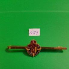 Militaria: PISACORBATAS PASADOR REAL CLUB DEPORTIVO VALLADOLID. Lote 116190395