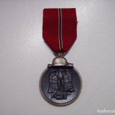 Militaria: MEDALLA CAMPAÑA DE INVIERNO RUSIA. 1941-1942. WINTERSCHLACHT IMOSTEN. MARCAJE 65. Lote 116351447