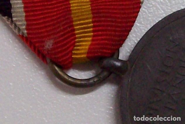 Militaria: MEDALLA DIVISION ESPAÑOLA DE VOLUNTARIOS EN RUSIA MARCAJE 1 - Foto 5 - 116357031