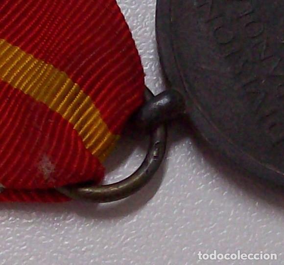 Militaria: MEDALLA DIVISION ESPAÑOLA DE VOLUNTARIOS EN RUSIA MARCAJE 1 - Foto 6 - 116357031