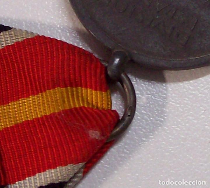 Militaria: MEDALLA DIVISION ESPAÑOLA DE VOLUNTARIOS EN RUSIA MARCAJE 1 - Foto 7 - 116357031