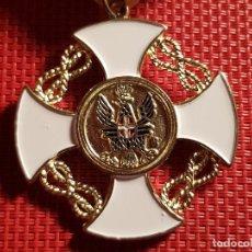 Militaria: MEDALLA MILITAR ORDEN DE LA CORONA ITALIA REPLICA. Lote 116397215