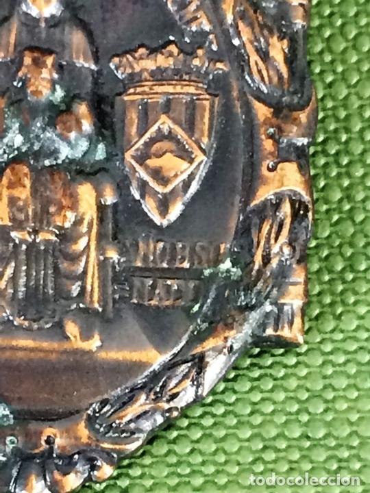 Militaria: MEDALLAS CONMEMORACIÓN ANIVERSARIO SOMATENES. METAL. SEDA. ESPAÑA. 1923 - Foto 4 - 116430319