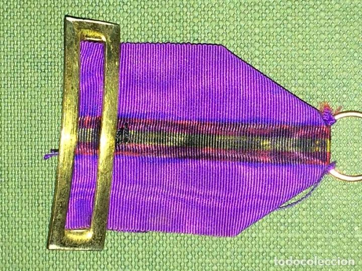 Militaria: MEDALLAS CONMEMORACIÓN ANIVERSARIO SOMATENES. METAL. SEDA. ESPAÑA. 1923 - Foto 6 - 116430319