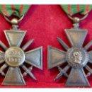 Militaria: MEDALLA CRUZ DE HONOR COMBATIENTES FRANCIA 1º GUERRA MUNDIAL 1914 -1918. Lote 48849094